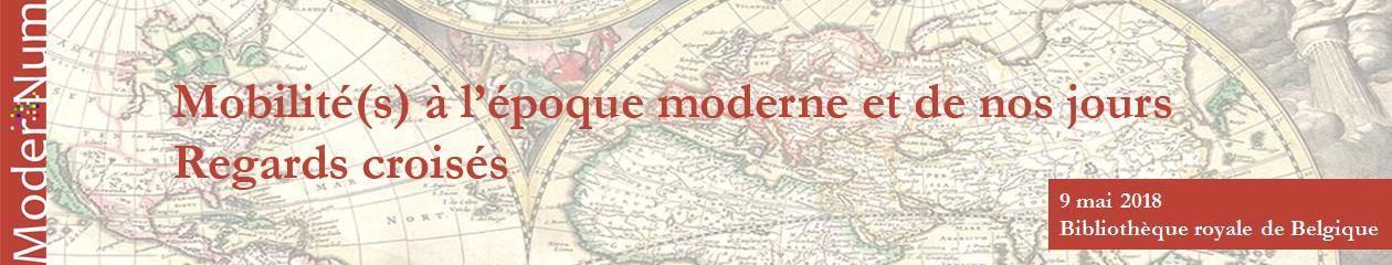 ModerNum – Réseau des modernistes francophones de Belgique