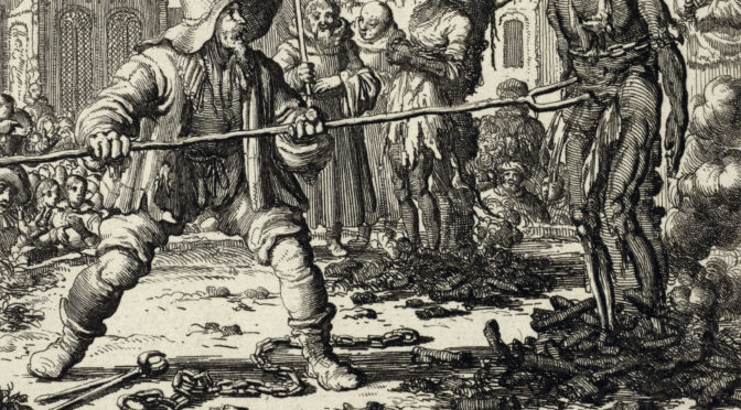 Exposition – Baroque Brutalities: Imagining Violence in Art (17th Century & today)