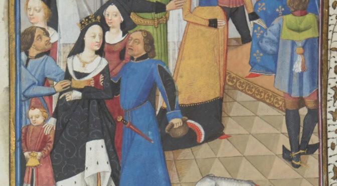 Colloque – Mariages faillis (Moyen âge, première modernité)